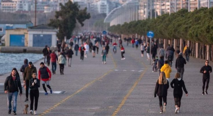 Κλείνει η παραλία Θεσσαλονίκης