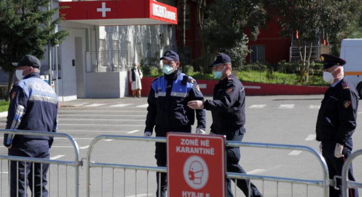 Κλείνει τα σύνορα η Αλβανία