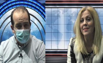 Ο Θοδωρής Δημητριάδης στην xalastra tv