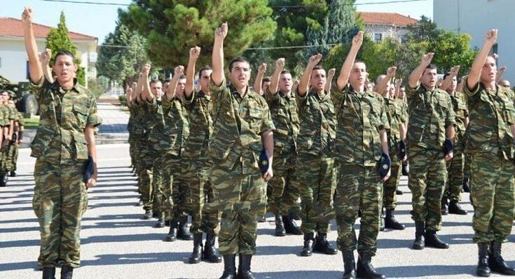 3 μήνες περισσότερο στην στρατιωτική θητεία