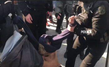 Επέμβαση Αστυνομίας στο ΑΠΘ