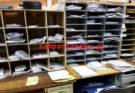 Προβλημα στην διανομή αλληλογραφίας στα ΕΛΤΑ Χαλάστρας